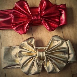 Other - Infant bow headbands